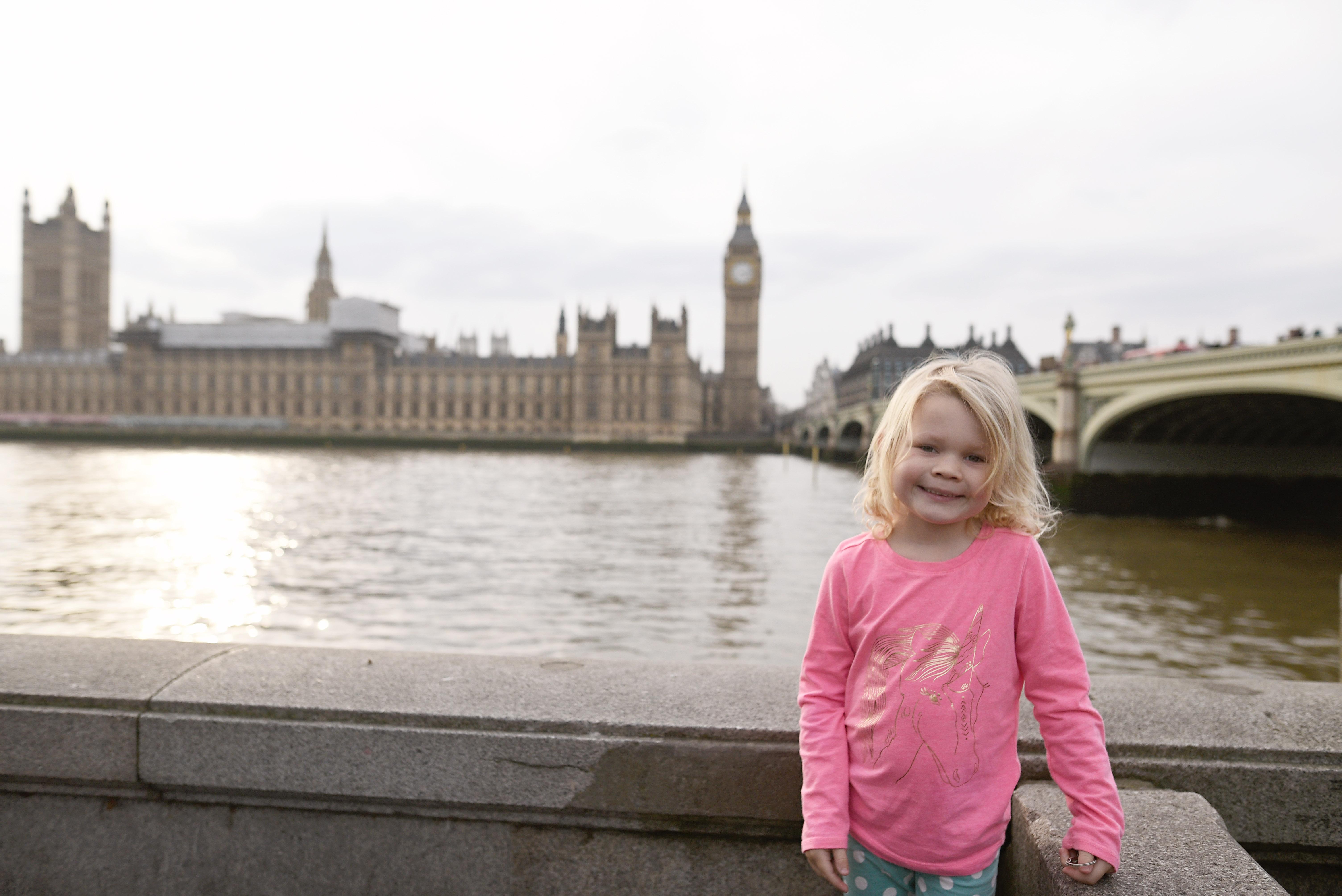 Londons Fun Sacramento Trip